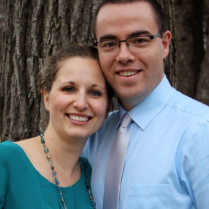 Evan and Krista Poppleton